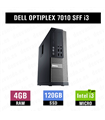 DELL OPTIPLEX 7010 SFF I3-3220 4GB 120GB SSD