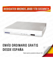 Dedicated Micros JBOD 1TB Almacenamiento para cámaras de videovigilancia