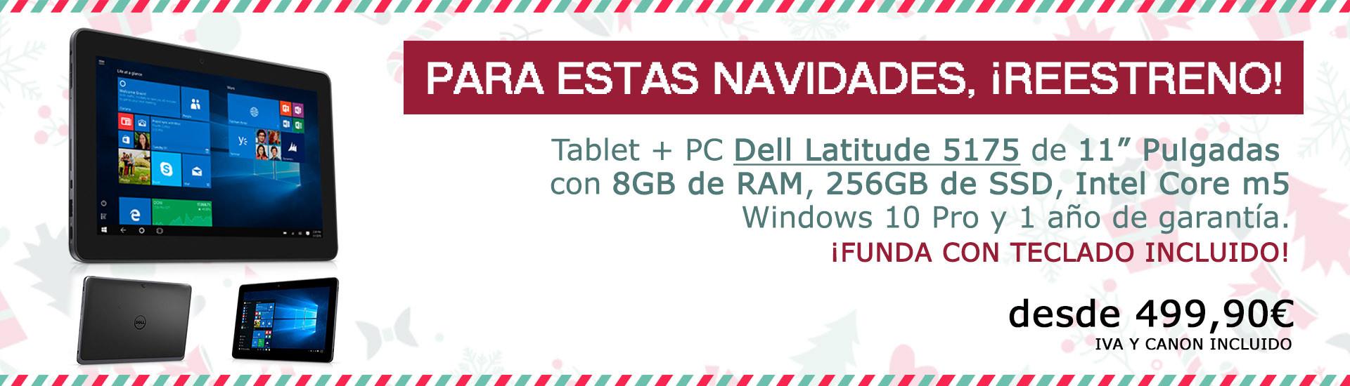 Tablet PC Navidades